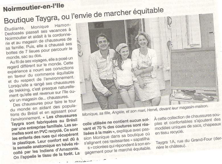 taygra article journal boutique noirmoutiers en l-île