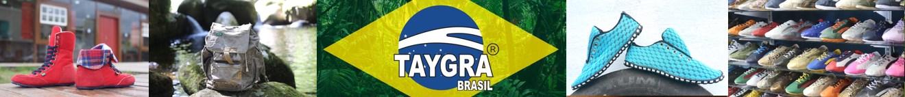 banner taygra sapatilhas brasileiras ecologicas e artesanais